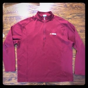 Men's Nike pullover - XL With NASCAR emblem